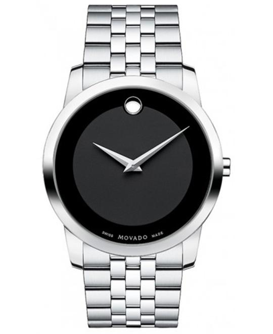 Movado Men's Swiss Museum Watch 40mm